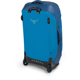 Osprey Rolling Transporter 90 Duffel Bag, kingfisher blue